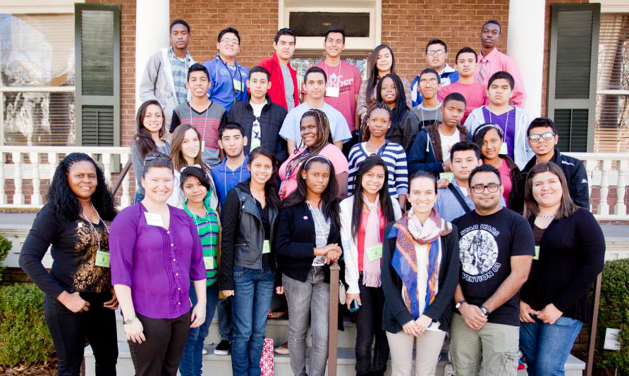 Madison families host Central American youth ambassadors