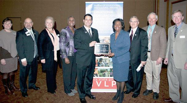 50 Years of Global Ties Alabama with Jacqui Shipe