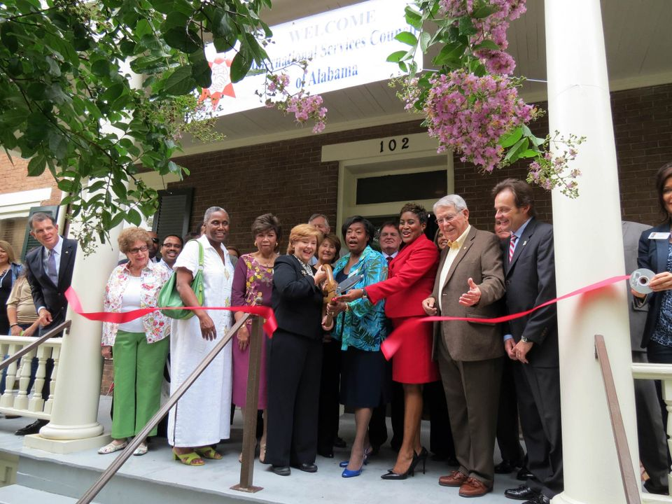 International Services Council of Alabama celebrates grand opening