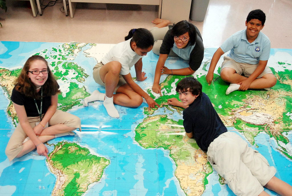 ASFL students have ePals around the world